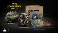 Fallout 76 - Collector's Power T-51b Armour Edition (PS4) - Cover