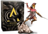 Assassin's Creed: Odyssey - Collector's Medusa Edition (PS4) - Cover