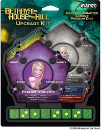 Betrayal at House on the Hill - Upgrade Kit (Board Game) - Cover