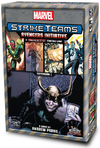 Marvel Strike Teams - Avengers Initiative Expansion (Board Game)