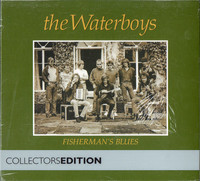 Waterboys - Fisherman's Blues (CD) - Cover