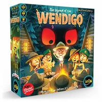 The Legend of the Wendigo (Board Game)
