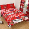 Arsenal - Club Crest Patch Duvet Set (Double) Cover