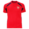 Arsenal Red Panel Mens T-Shirt (XX-Large) Cover