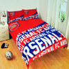 Arsenal - Club Crest Reversible Impact Duvet Set (Double)