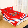 Arsenal - Club Crest Reversible Pulse Duvet Set (Double)