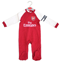Arsenal - Club Crest Sleepsuit 17/18 (0/3 Months) - Cover