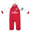 Arsenal - Club Crest Sleepsuit 17/18 (0/3 Months)