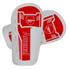Arsenal - Club Crest Boys Slip In Shinguards (X-Small)