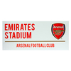 "Arsenal - ""EMIRATES STADIUM"" Street Sign"