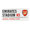 Arsenal - Club Crest & Logo Street Sign