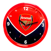 Arsenal - Club Crest Swoop Design (Wall Clock)
