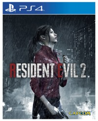 Resident Evil 2 - Lenticular Edition (PS4) - Cover