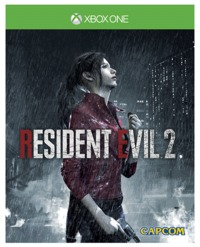 Resident Evil 2 - Lenticular Edition (Xbox One) - Cover