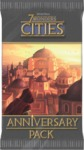 7 Wonders: Cities - Anniversary Pack Expansion (Card Game)