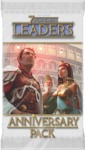 7 Wonders: Leaders - Anniversary Pack Expansion (Card Game)