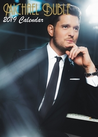 Michael Buble - 2019 Calendar Unofficial - Cover