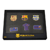 Barcelona - Assorted Designs Badge Set (6PK)