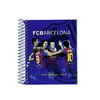 Barcelona - Club Crest & Logo A7 Note Book