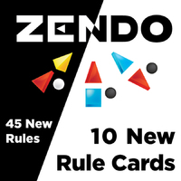 Zendo - Rules Expansion #1 (Board Game) - Cover
