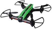 Helicute H817W VR Racer Camera Drone - Green and Black - Cover