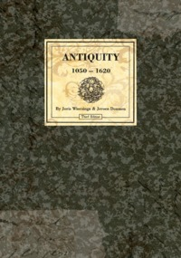 Antiquity: 3rd Edition (Board Game) - Cover
