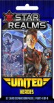 Star Realms: United - Heroes Expansion (Card Game)