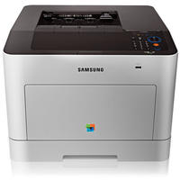 Samsung - CLP-680DW Color Laser Printer