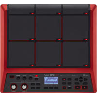 Roland SPD-SX Special Edition Sampling Pad (Red and Black)