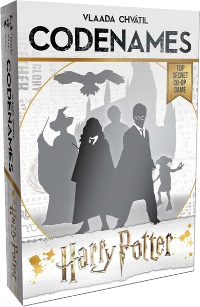 Codenames - Harry Potter (Card Game)