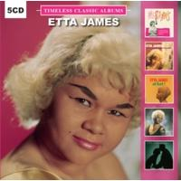 Etta James - Timeless Classic Albums (CD)