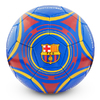"Barcelona - Club Crest & text ""FC BARCELONA"" Blue Star Football (Size 5)"