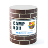 Barcelona - Club Crest & Street Sign Brick Wall Money Box