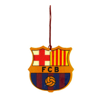Barcelona - Club Crest & Colours Air Freshener - Cover