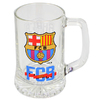 "Barcelona - Club Crest & Text ""FCB 1899"" Beer Tankard"