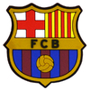 Barcelona - Club Crest & Colours Magnet (Fridge Magnet)