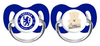 Chelsea - Soothers (Pack of 2)