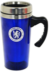 Chelsea - Aluminium Travel Mug Cover