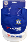 Chelsea - Baby Bib - 17/18 (Pack of 2)