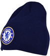Chelsea - Basic Beanie Hat - Navy