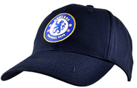 Chelsea - Core Baseball Cap - Navy - Cover