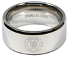 Chelsea - Crest Band Ring - Small