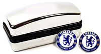 Chelsea - Crest Cufflinks - Cover