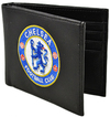 Chelsea - Crest Embroidered PU Leather Wallet