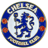 Chelsea - Crest Pin Badge - Cover