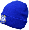 Chelsea - Cuff Knitted Hat - Royal Blue