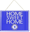 Chelsea - Home Sweet Home Sign