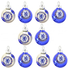 Chelsea - Logo Tree Baubles (Pack of 10)