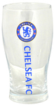 Chelsea - Wordmark Crest Pint Glass