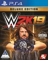 WWE 2K19 - Deluxe Edition (PS4)